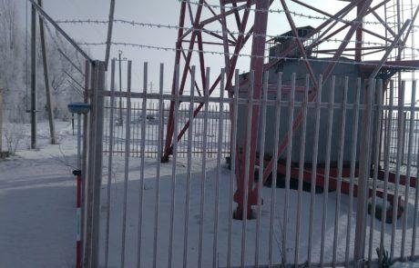 Геодезическая съемка вышек сотовой связи для последующих кадастровых работ. Воронежская область